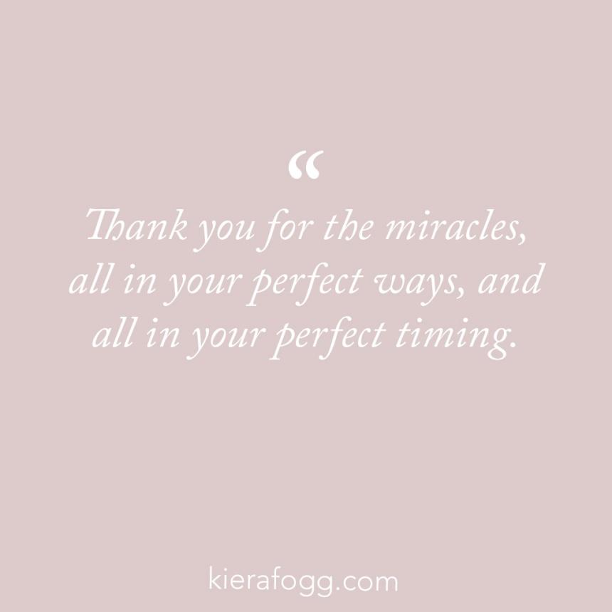 MiraclesAffirmation